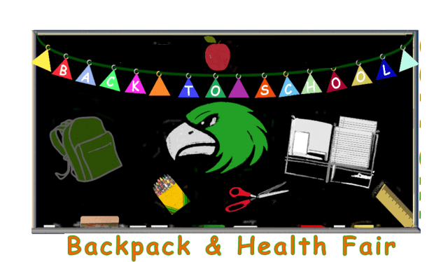 Back to School Backpack & Health Fair