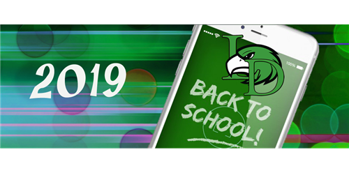 Back to School 2019 graphic