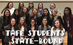 TAFE Students State-Bound