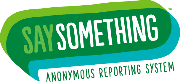 Say Something Anonymous Reporting System Link