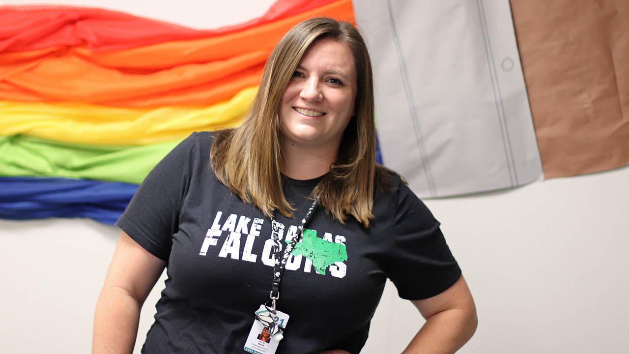 Lake Dallas Elementary School's Jennifer Manis
