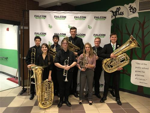All Region Brass