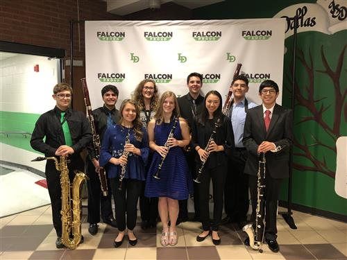 All Region Woodwind