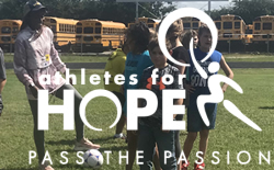 Athletes of Hope Brings Chi to LD