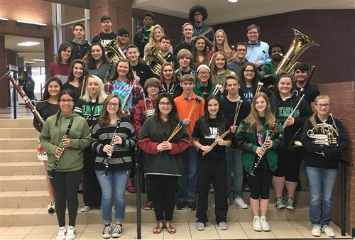 State Band Qualifiers