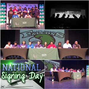 Signing Day 2019 graphic