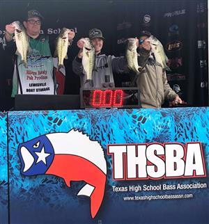 State Bass Fishing Tourney
