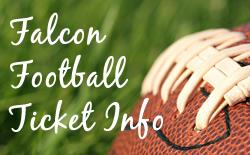 Falcon Football Ticket Info
