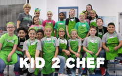 CE Kid 2 Chef Teams Cook up Winning Dishes
