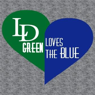 LD Green love the Blue