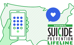 Suicide Prevention Resources Available