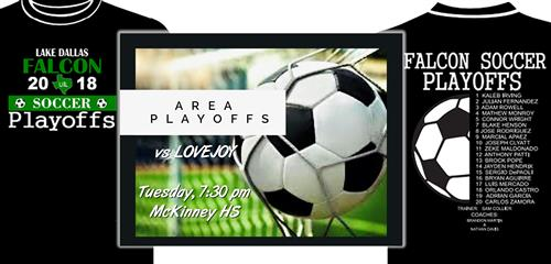 Soccer Area Playoff