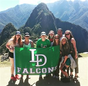LD Students in Peru