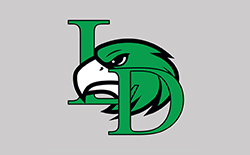 The Lake Dallas ISD logo
