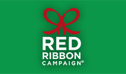 The Red Ribbon Campaign logo