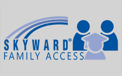 The Skyward Family Access logo
